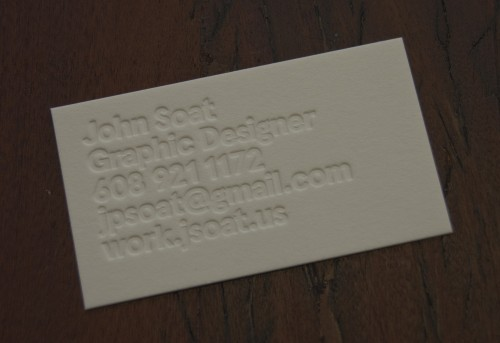 white-letterpress-business-card-graphic-designer