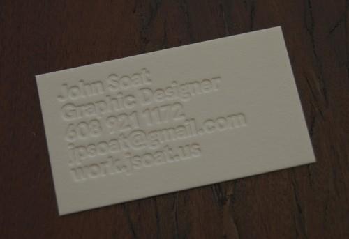 white-letterpress-business-card-graphic-designer