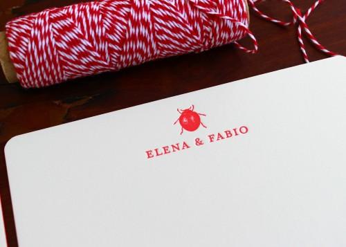 red-ladybug-letterpress-custom-wedding-thank-notes-italy-sesame