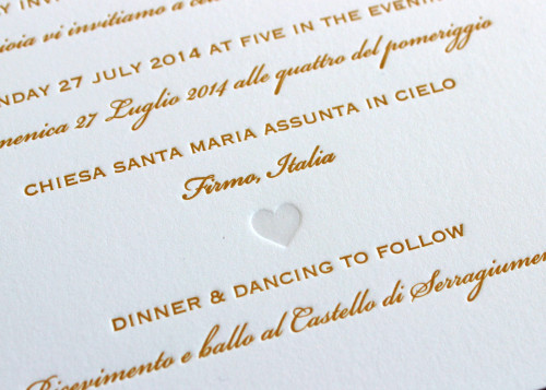 bilingual-italian-gold-heart-letterpress-wedding-invitation