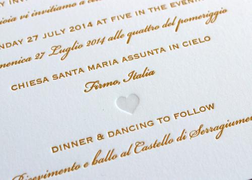 bilingual-italian-gold-heart-letterpress-wedding-invitation
