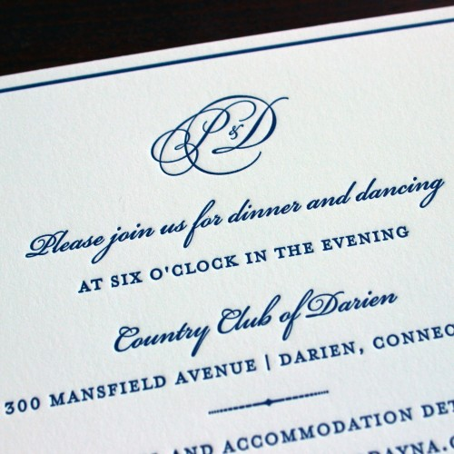 navy-blue-monogram-letterpress-wedding-invitation