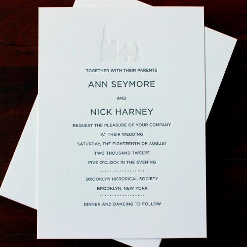 brooklyn-nyc-letterpress-wedding-invitation
