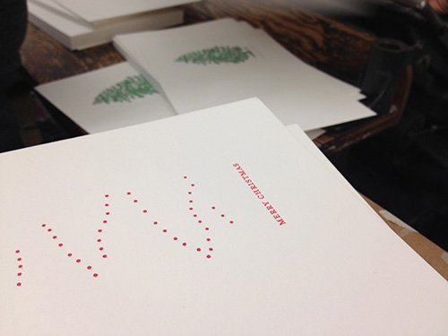merry-christmas-tree-letterpress-card-process