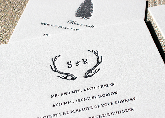 gray-antlers-rustic-winter-wedding-invitation-lancaster-sesame-letterpress