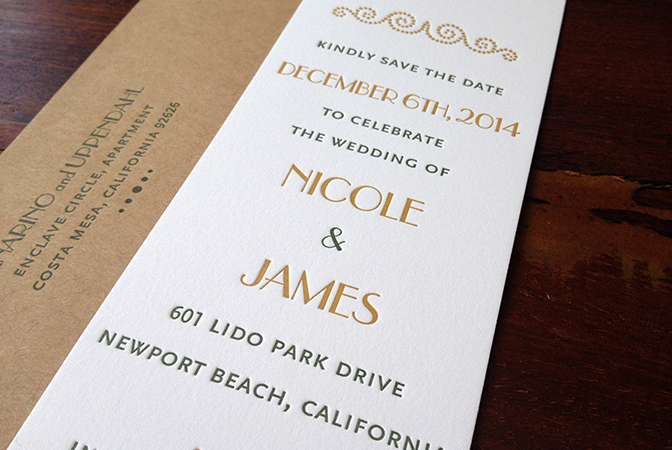 gold-green-letterpress-save-the-date-bookmark-sesame