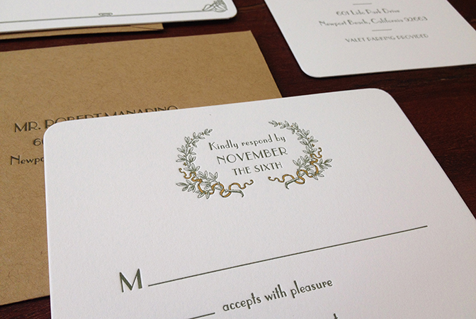gold-green-wreath-rsvp-california-wedding-sesame-letterpress