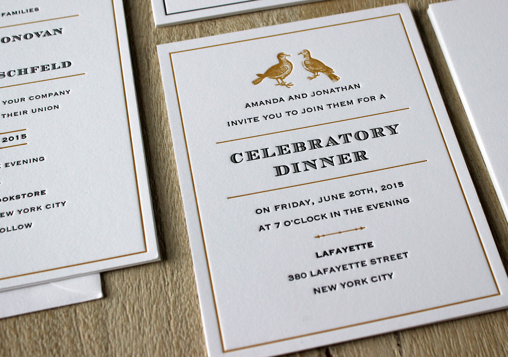 NYC-new-york-vintage-letterpress-wedding-invitations-pigeons