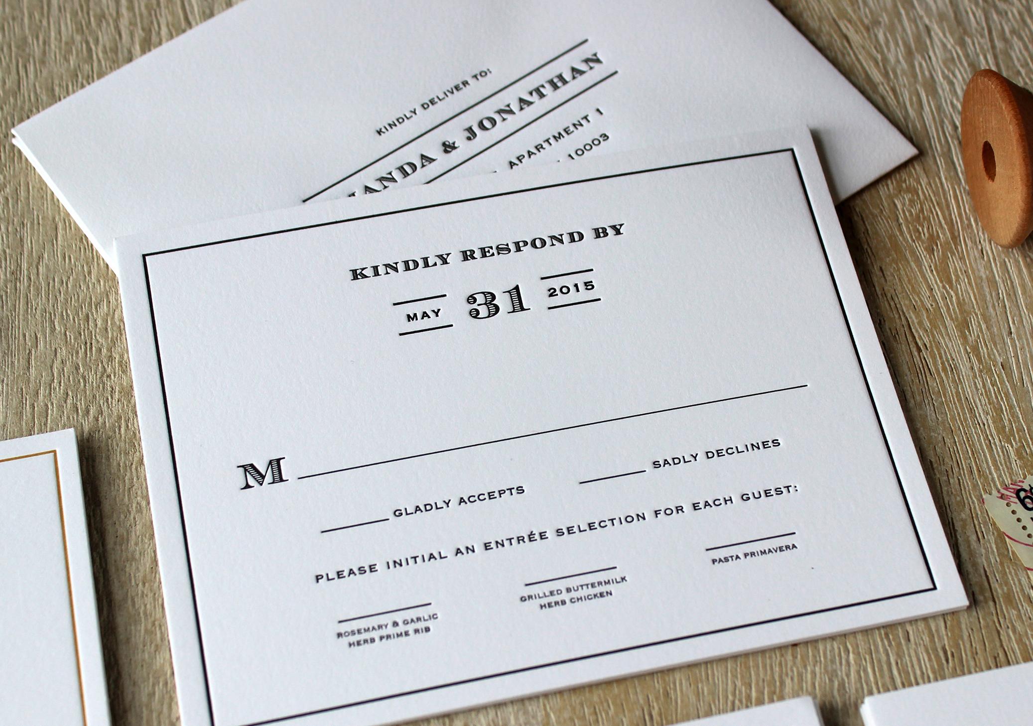 NYC-new-york-vintage-letterpress-wedding-invitations-rsvp