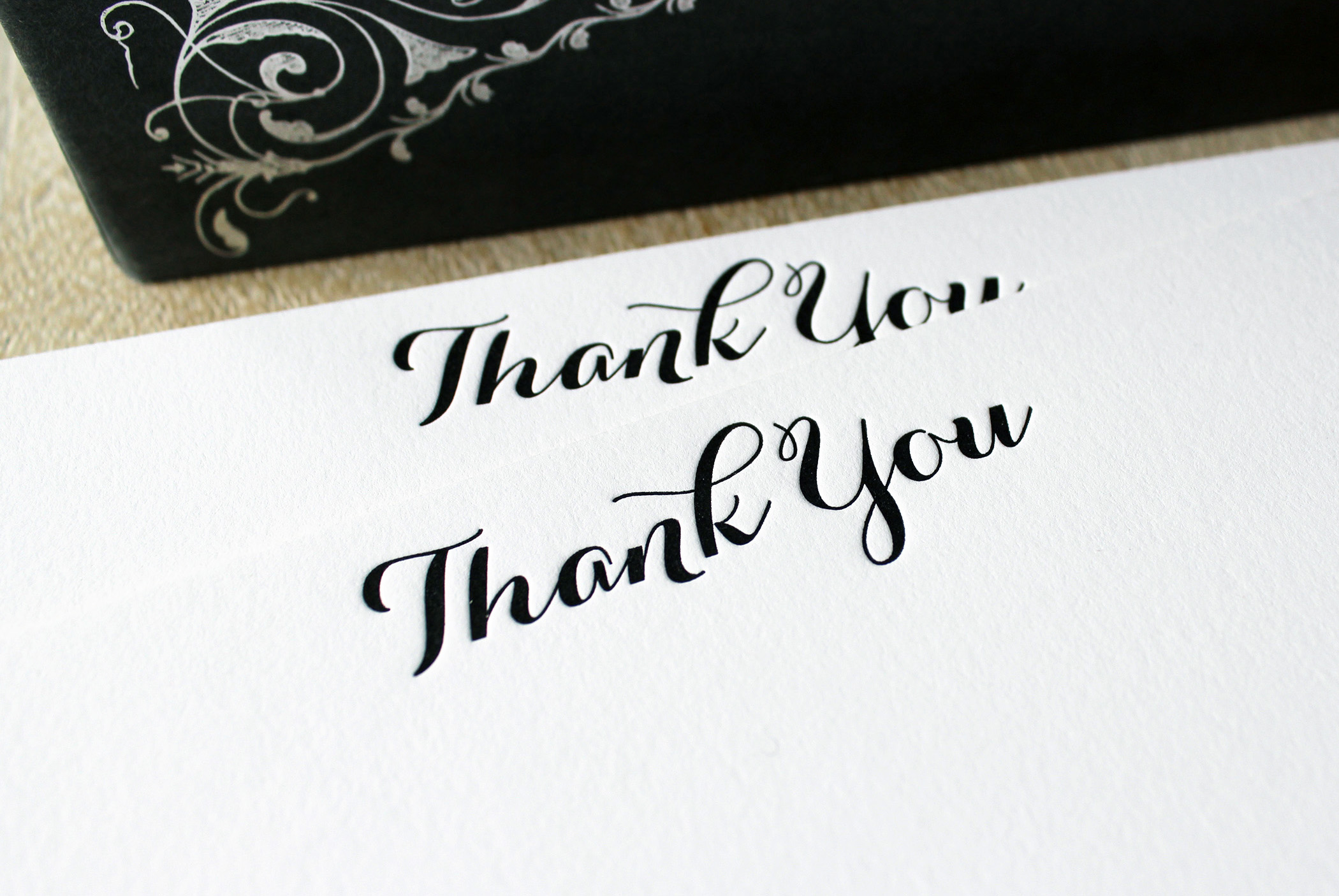 black-thank-you-stationery-set-sesame-letterpress