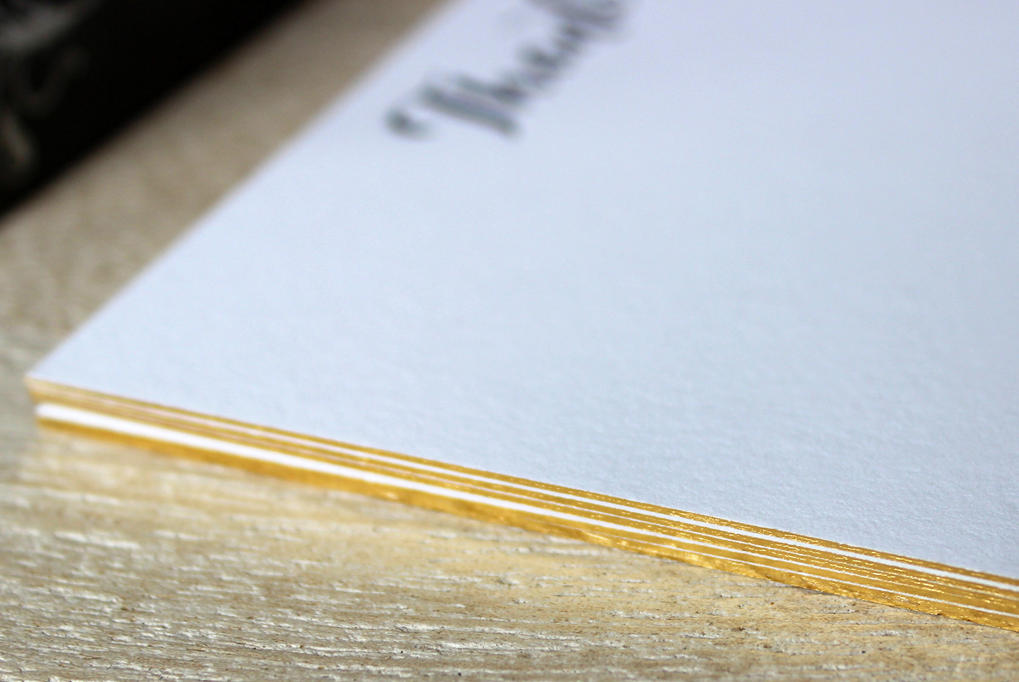 black-thank-you-stationery-gold-edgepainting-sesame-letterpress