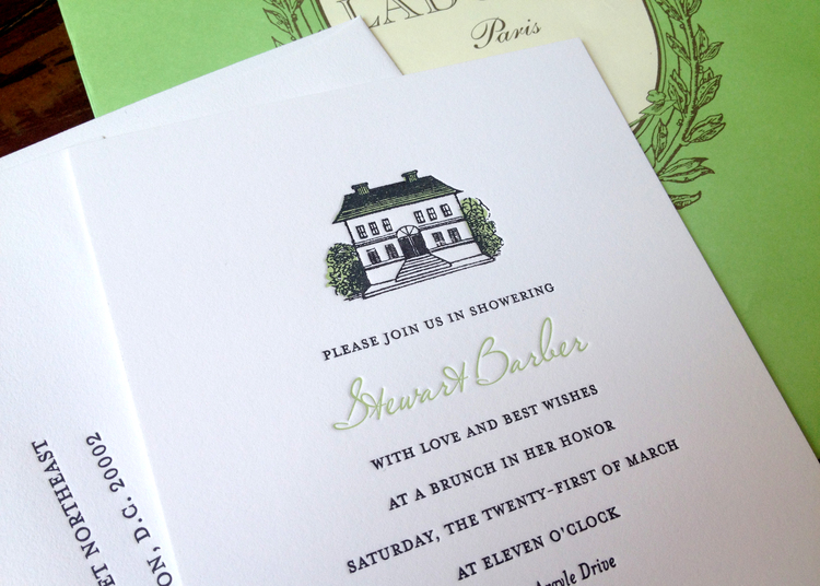this bridal shower brunch was thrown by the sister of the bride in her home she loved this image of a stately home and wanted to keep things simple with