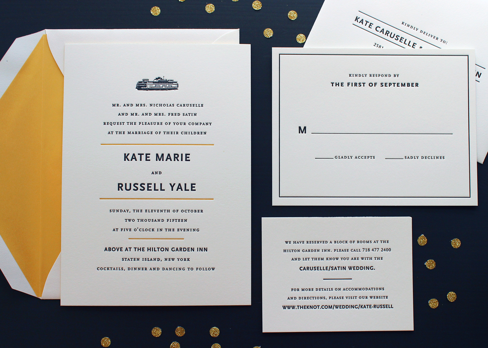 staten-island-letterpress-wedding-invitation