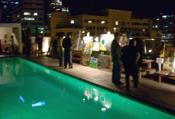 9.15.10  > Buy Art Or Get Pushed In >   Photo > The Ivy Rooftop. San Diego, CA. 9.9.10. > NOT AVAILABLE FOR PURCHASE