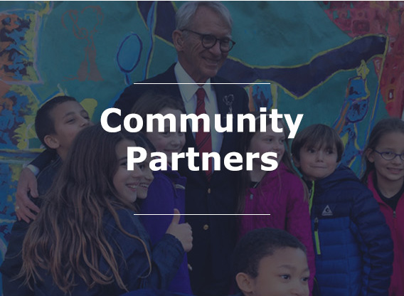Click the banner to view our community partners