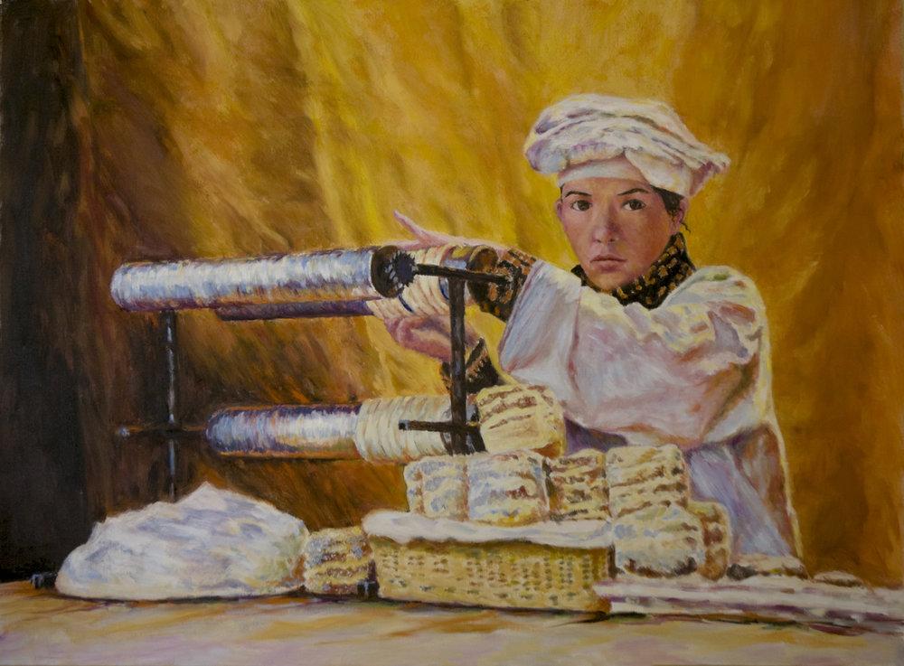 The pastry girl.jpg