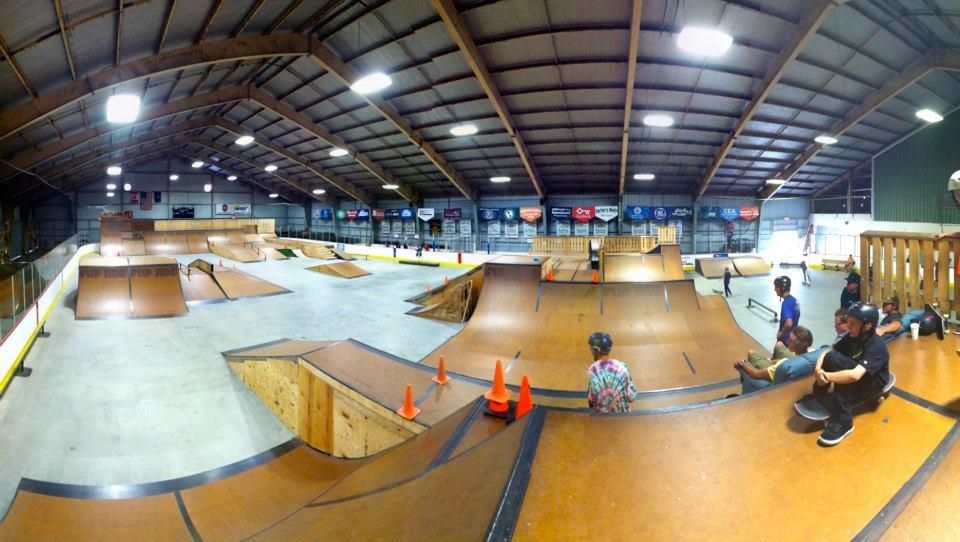 Flip Side Skatepark (May-September)