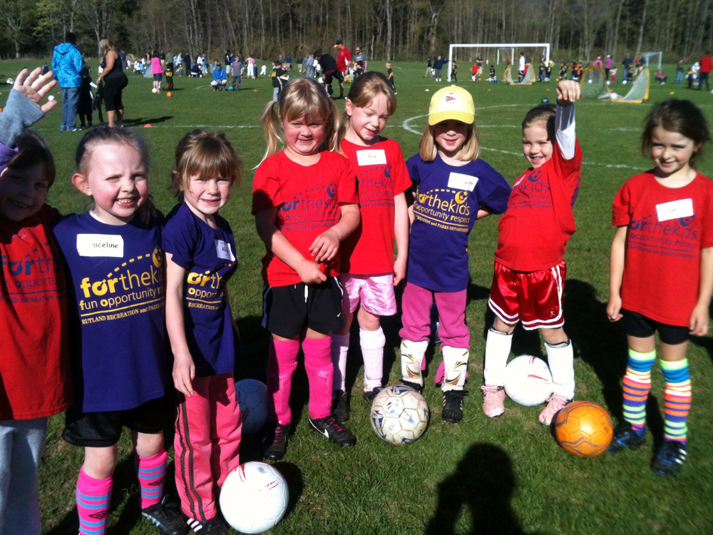 Saturday Morning Instructional Soccer Ages 4-8