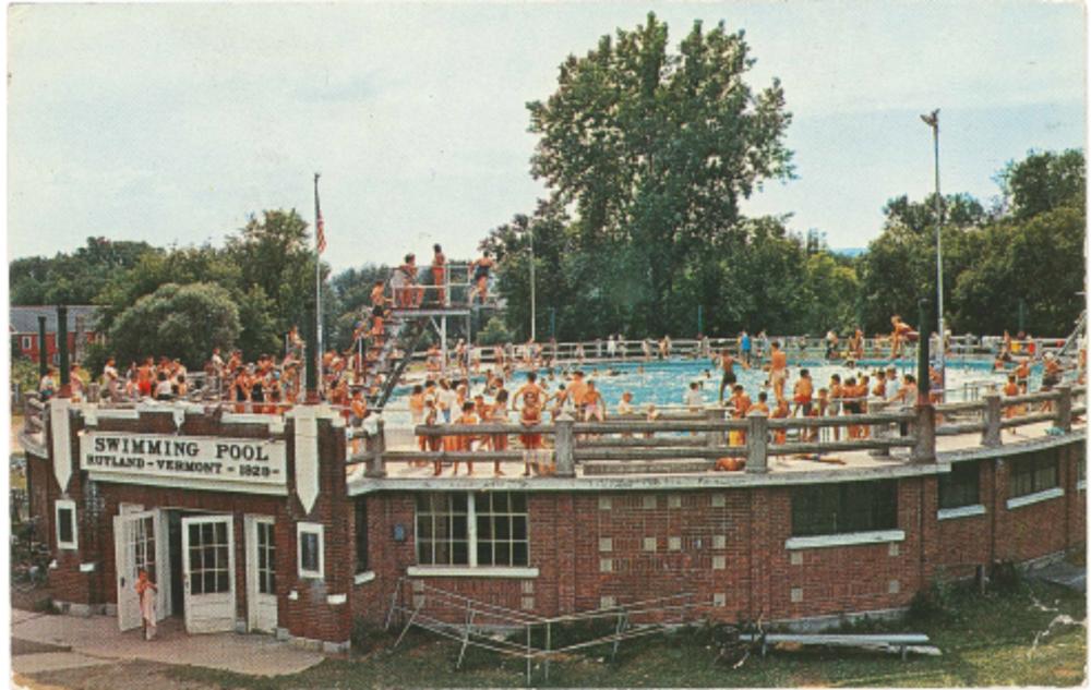 Rutland City Pool