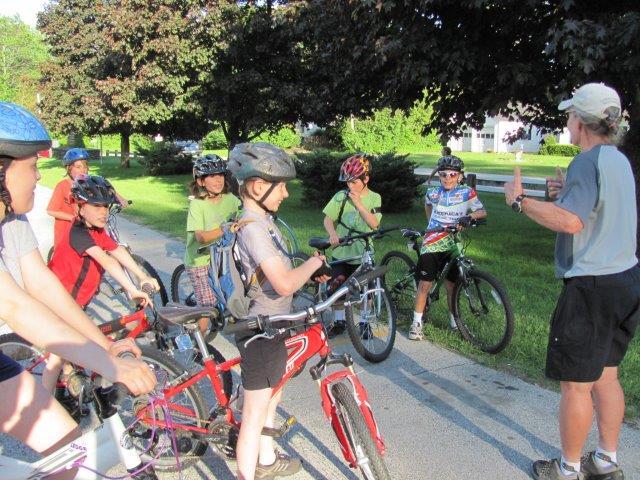 Rutland Recreation and Parks Mountain Biking Club