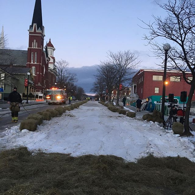 #winterfestvt We are almost ready! Are you? #rutlandvt @downtownrutland #comealiveoutside