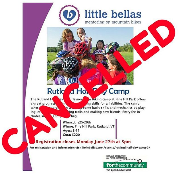 Little Bella's in unfortunately cancelled due to low enrollment. 😞