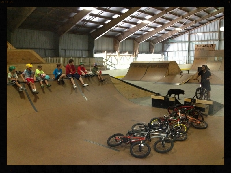 Prefer 2 wheels to 4? BMX Bike Camp will be taught be extreme bikers: July 17 - July 21