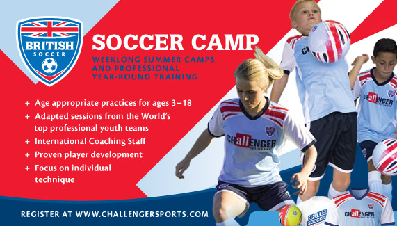 Challenger Soccer and British Multi Sports Camps