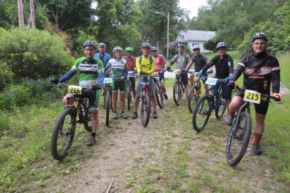 Senior Games Mountain Bike Race 2016