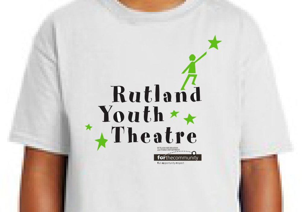 T-shirt Fundraiser - Order deadline EXTENDED! Love RYT? Show your  love in what you wear with an RYT t-shirt. Orders must be placed by FRIDAY JUNE 23. Orders will be available for pick-up June 30th at the Rutland Recreation and Parks Courcelle office.