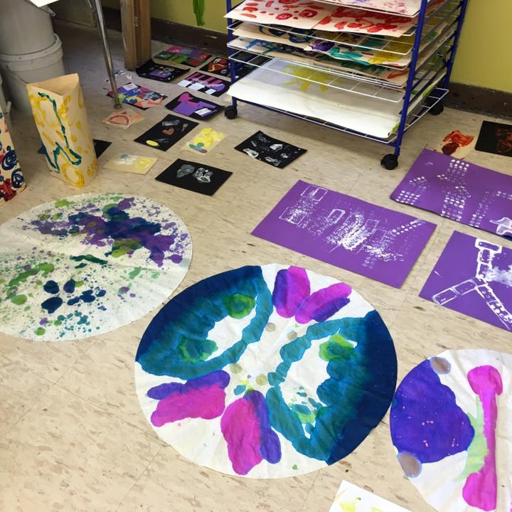 HANDS ON MINDS ON ART CAMPS
