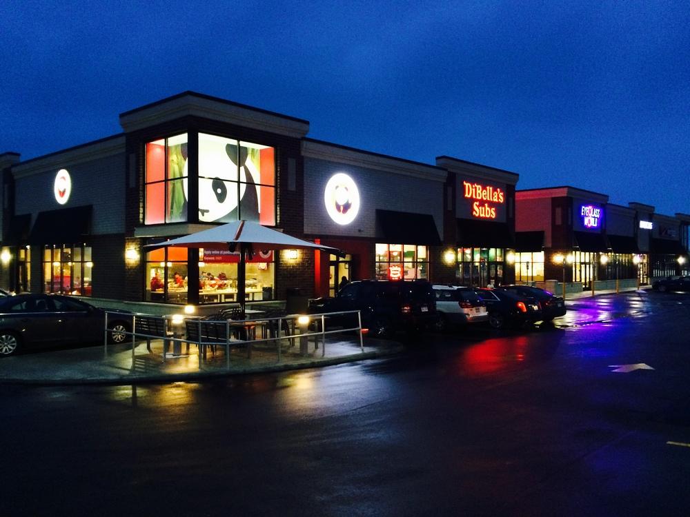 Rochester Square - Location:Rochester Hills, MISquare Footage:14,000Key Tenants:Dibella's, Eyeglass World, Panda, Super Cuts, Verizon