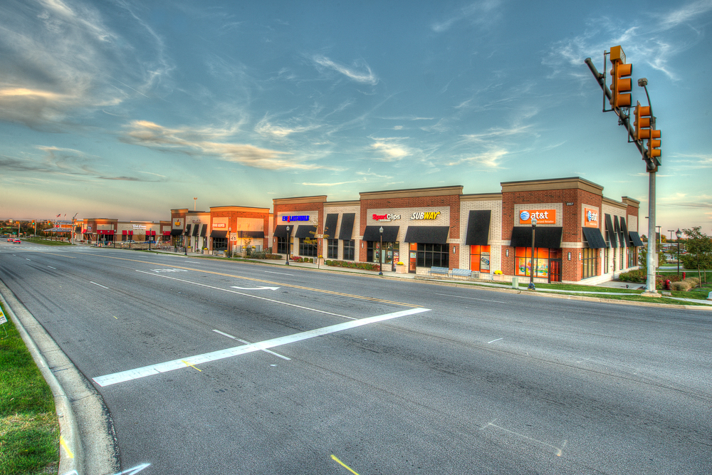 Pittsfield Place - Location: Pittsfield Township, MISquare Footage: Multiple Buildings 1,400 to 8,000 Key Tenants: AT&T, Subway, Sports Clips, Eyeglass World, Five Guys, Texas Roadhouse, Panchero's, Bob Evans, Verizon, Starbucks, Buddy's Pizza