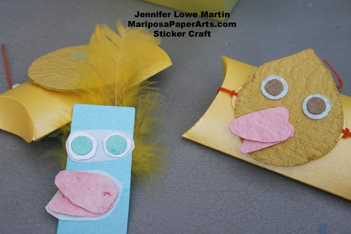 Kids Sticker Craft Kit