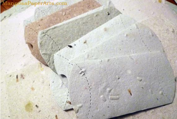 Plantable Paper Pillow Boxes