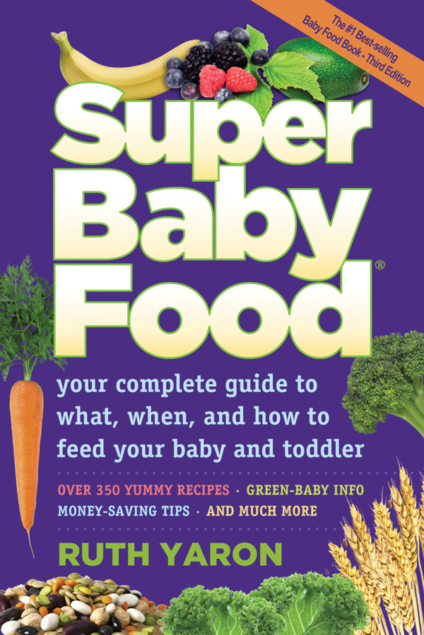 Super Baby Food cover