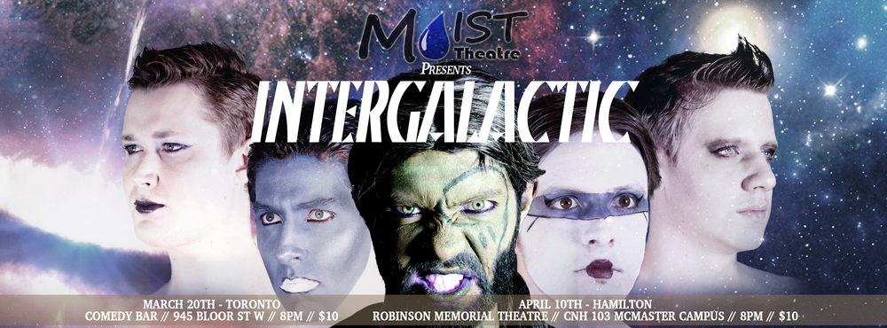 Intergalactic Banner