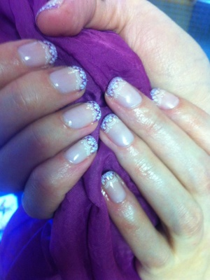 Ibd just gel polish nail art tip to toe ibd just gel polish french manicure molly and konad nail art prinsesfo Images