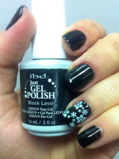 Ibd Just Gel Polish Nail Art Tip To Toe