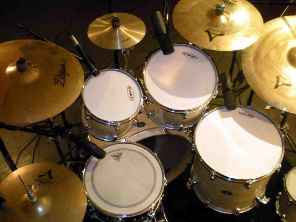 Tanona Studios - Tracking Room - Drums Top.jpg