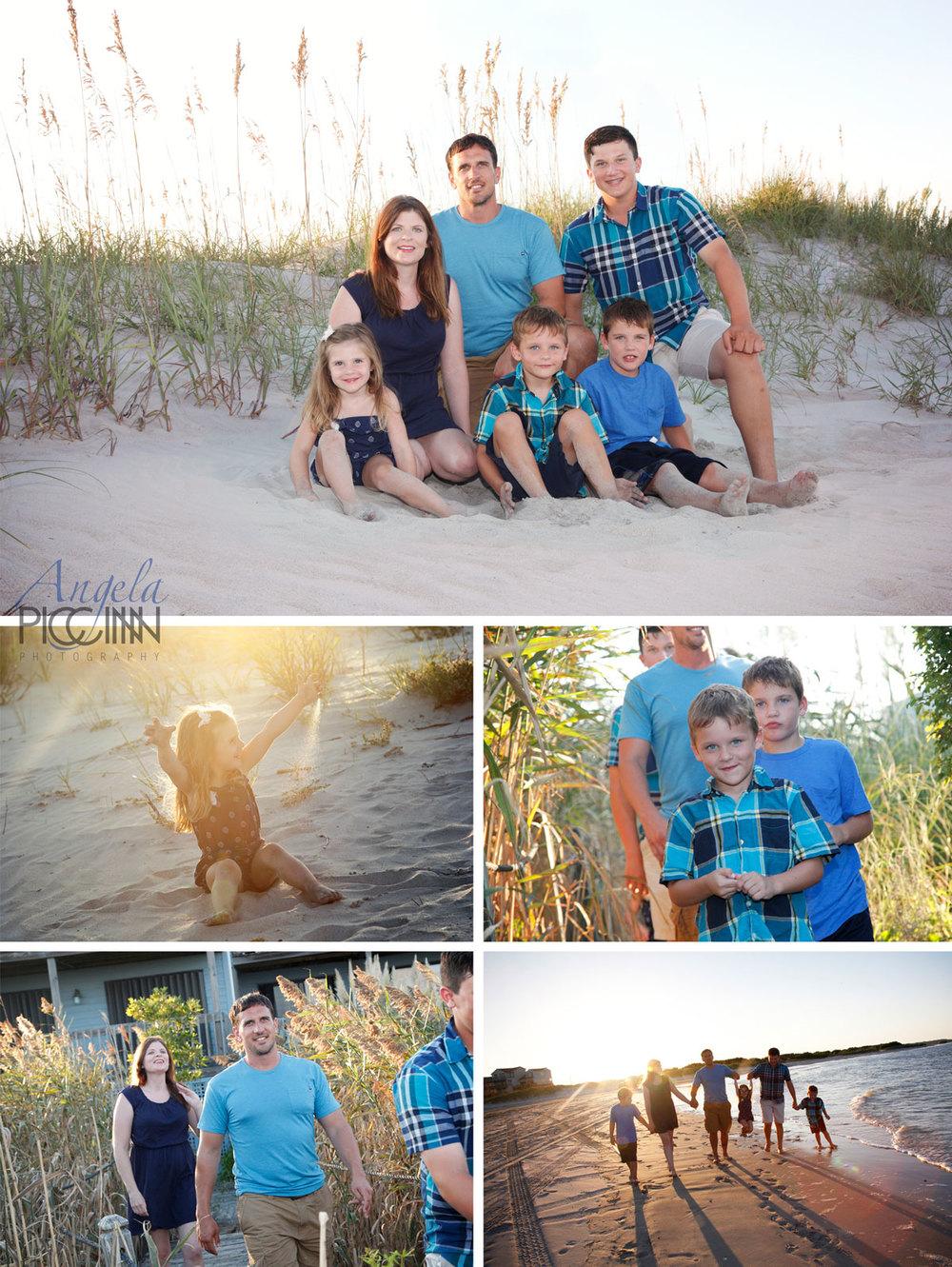 topsailbeachfamilypicture