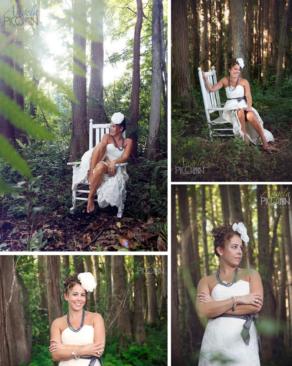 bridalshootrockingchair
