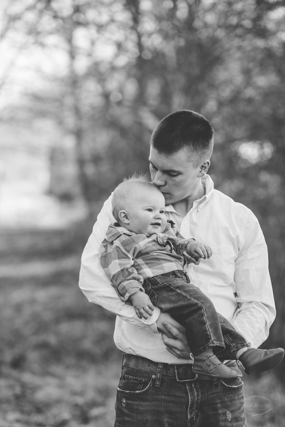 Father-baby-hendersonville