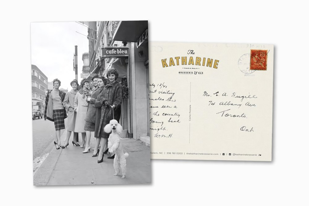 The Katharine [food & beverage]