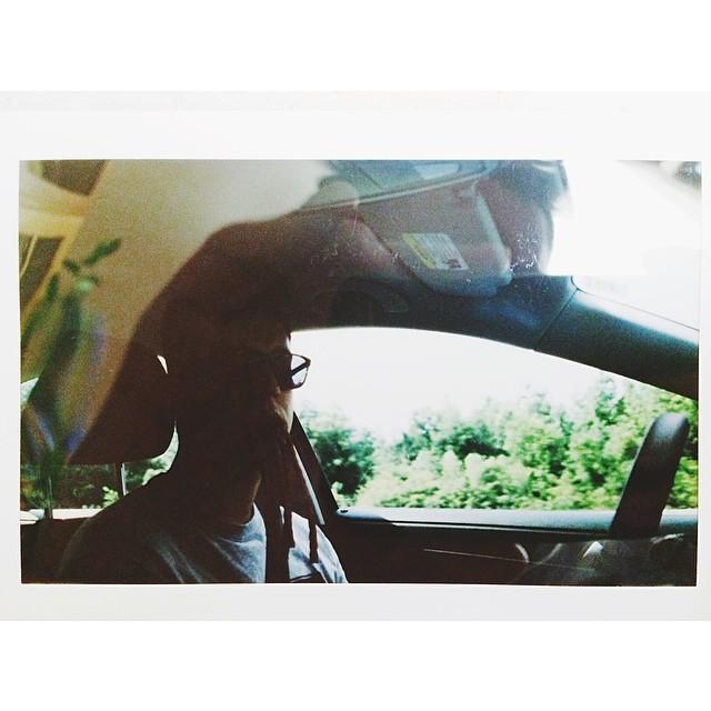 Twizzler suicide #twizzlers #roadtrip #snackattack #northcarolina #instax #fujifilm #maggiesgettingmarried