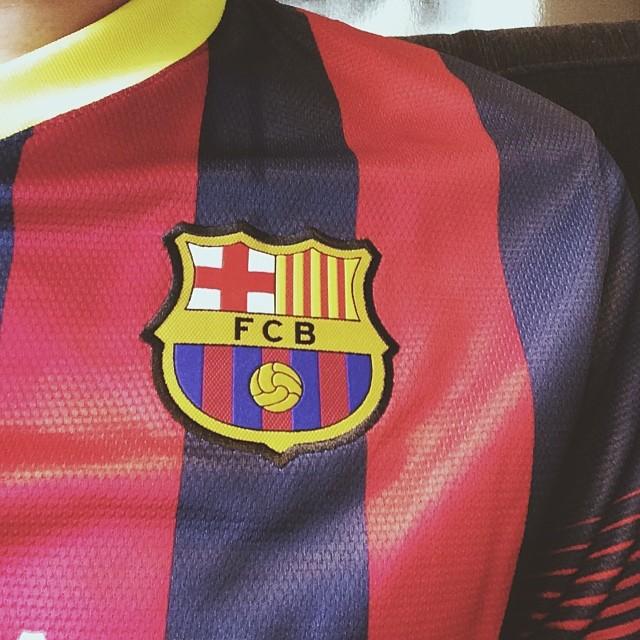 Last match of the season. The winner wins the league. Watching the match with Ben and Syd #futbol #barça #barcelona #blaugrana #fcb  (at Mellow Mushroom Avondale JAX)