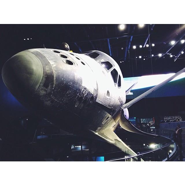 Atlantis. #kennedyspacecenter #space #nasa #atlantis #shuttle