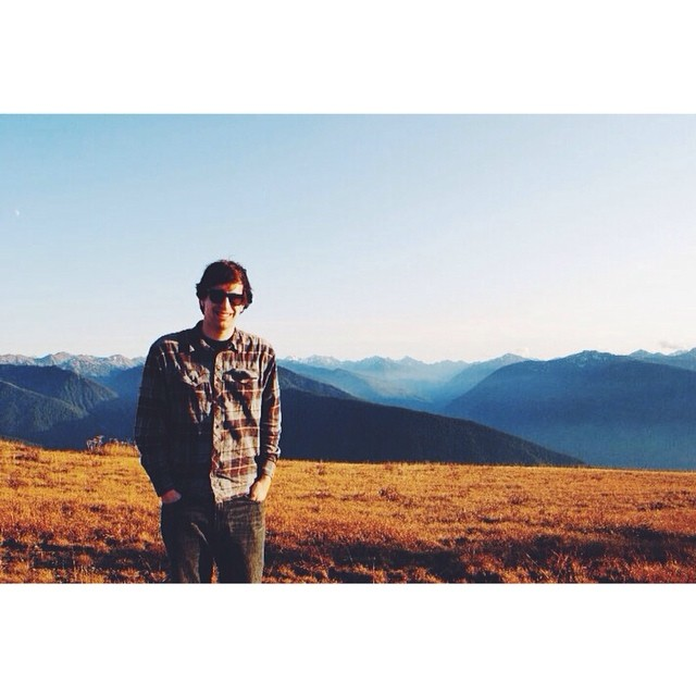 Hurricane Ridge | Washington State | 2010ish? #tbt