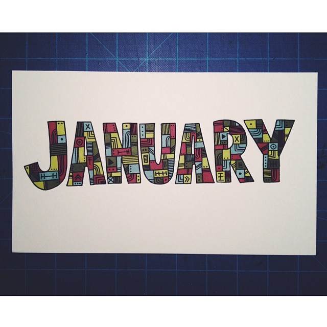 January. (at turtle's lair)