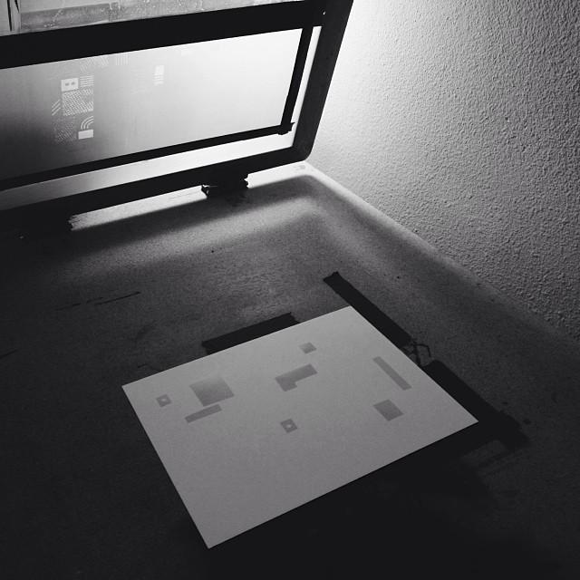 Printing (at Printers Anonymous)